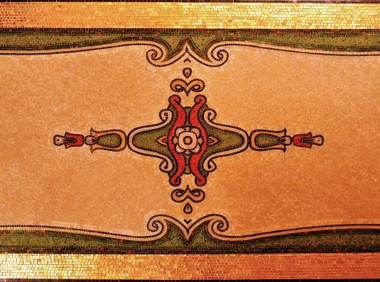 Mozaic Art Nouveau